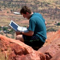 Wireless networking in Alice Springs